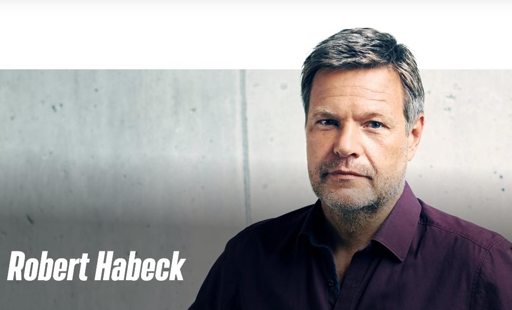 Robert Habeck in Regensburg