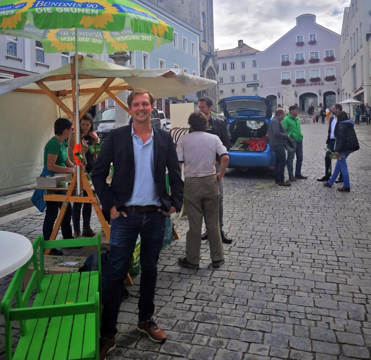 Matthias Schwinger in Waldkirchen